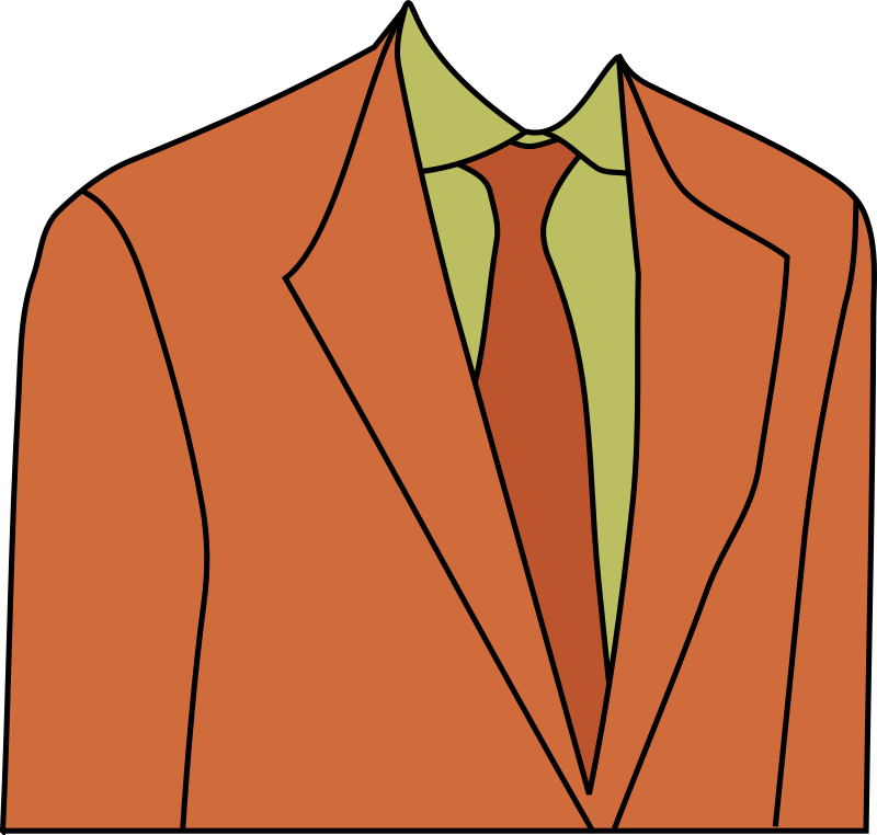 Orange Disco Suit