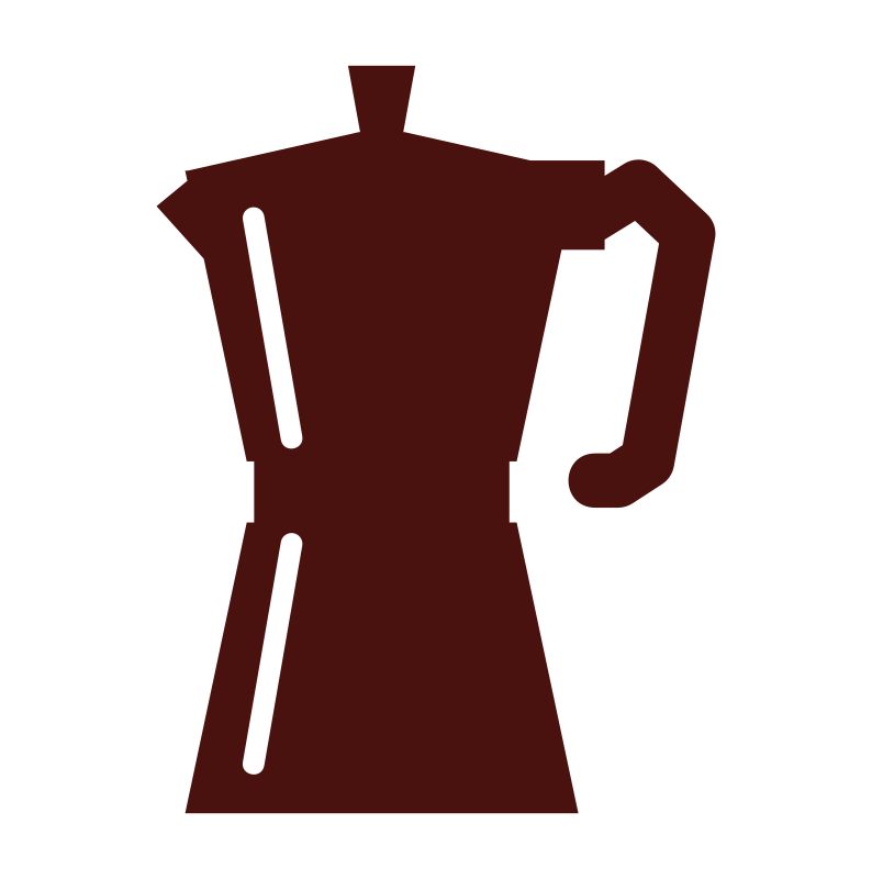 Coffee Maker Flat