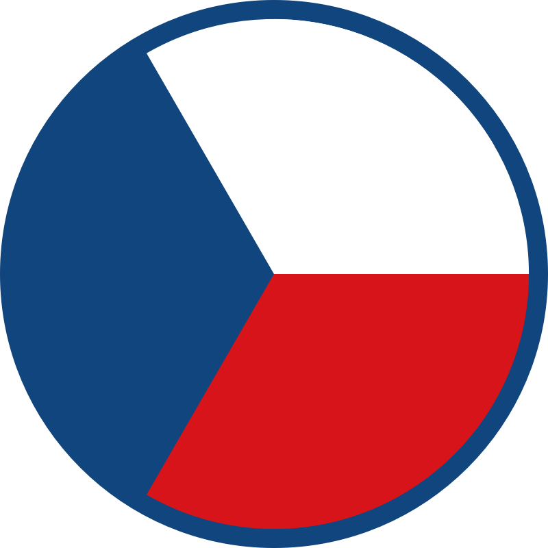 Roundel of the Air Force of the Czech Republic