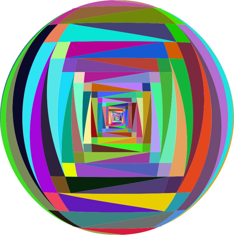 Abstract Polygonal Orb