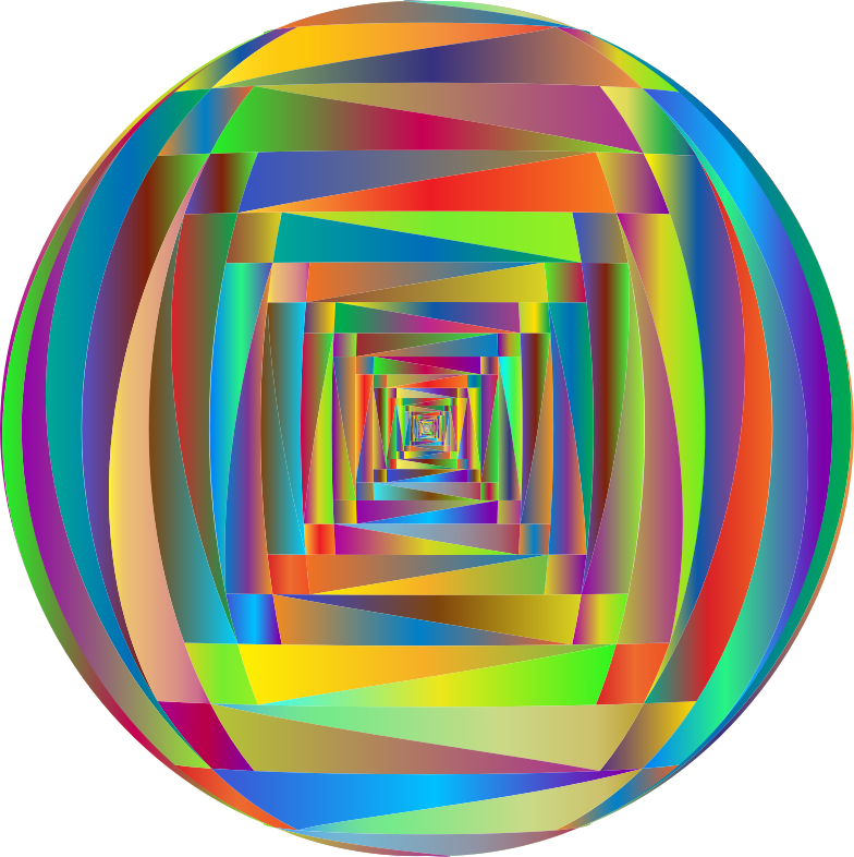 Abstract Polygonal Orb 2