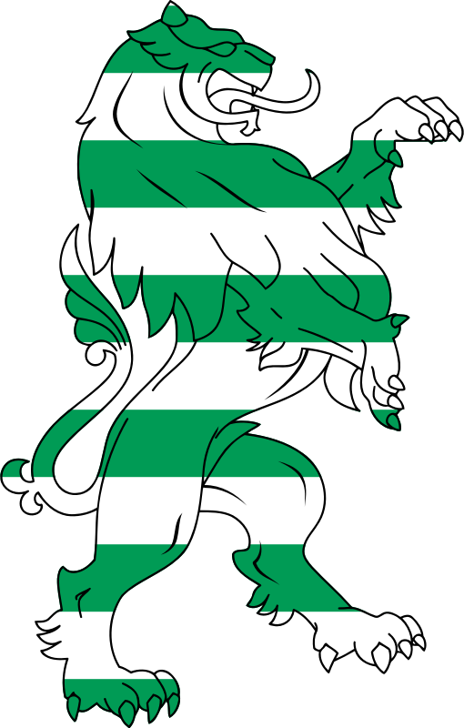 Lisbon lion (no background)
