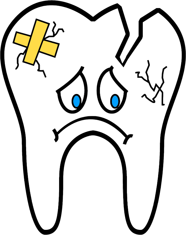 Unhealthy Tooth