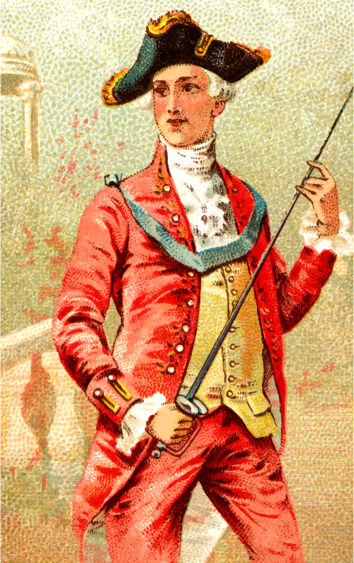 Cigarette card - Rapier