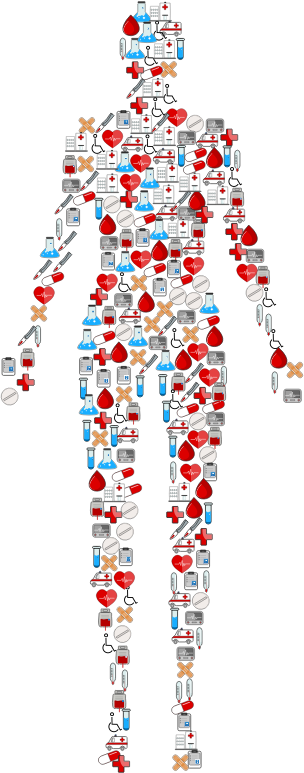 Medical Icons Human Body