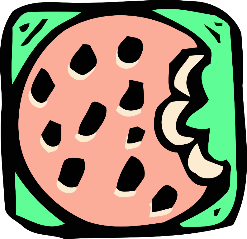Food and drink icon - cookie