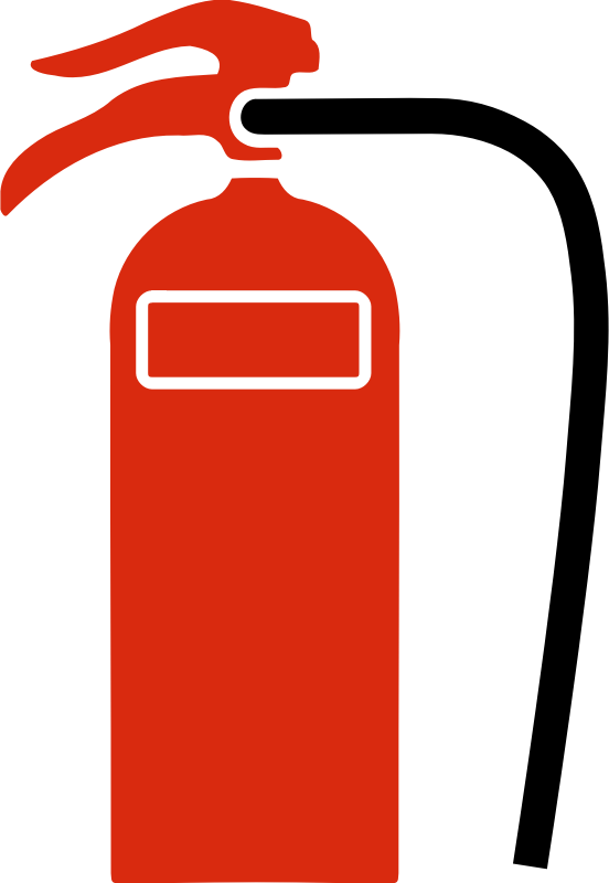 Fire extinguisher - water