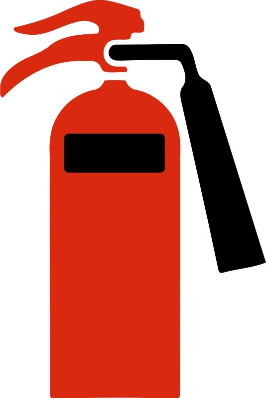 Fire extinguisher - carbon dioxide