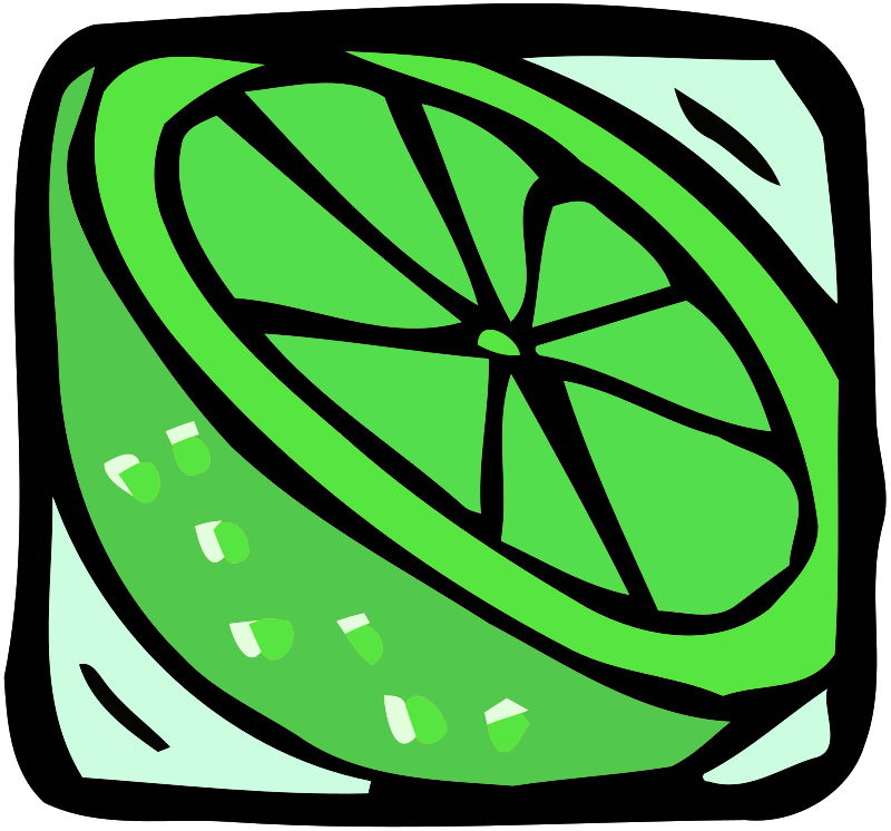 Food Icon - Lime