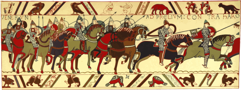 Part of Bayeux Tapestry 3