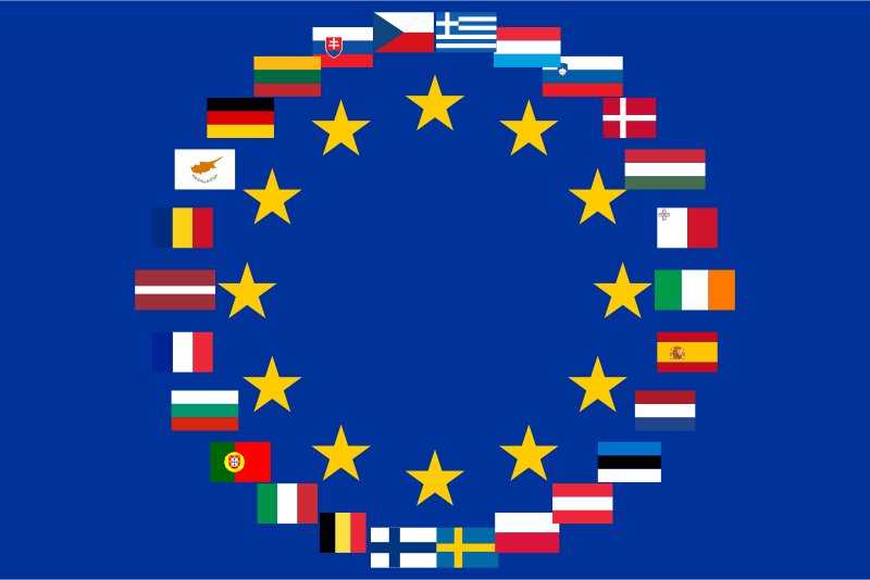 European Union Flags II
