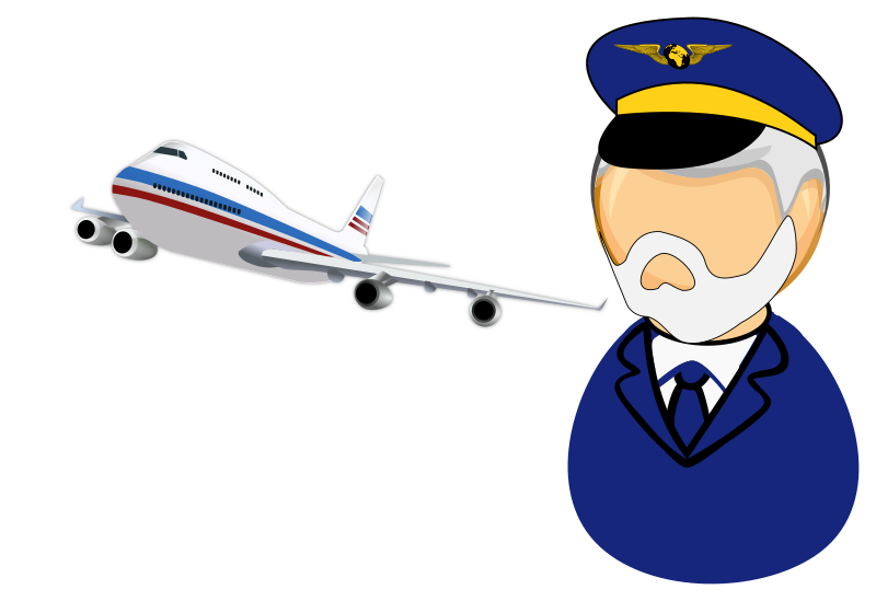 Airline captain / pilot