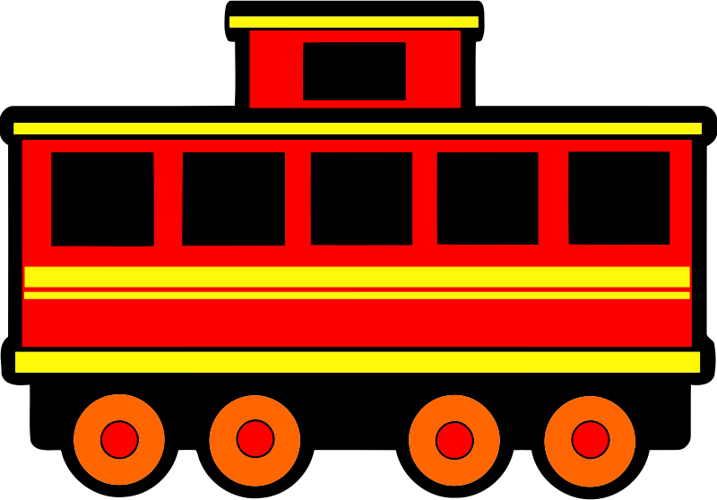 Railway carriage 2 (colour)