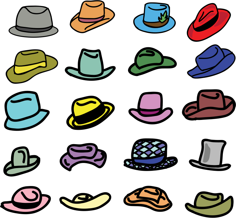 Hats collection