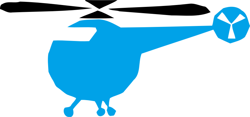 Helicopter vectorized