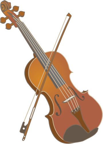 Violin and bow (#1)