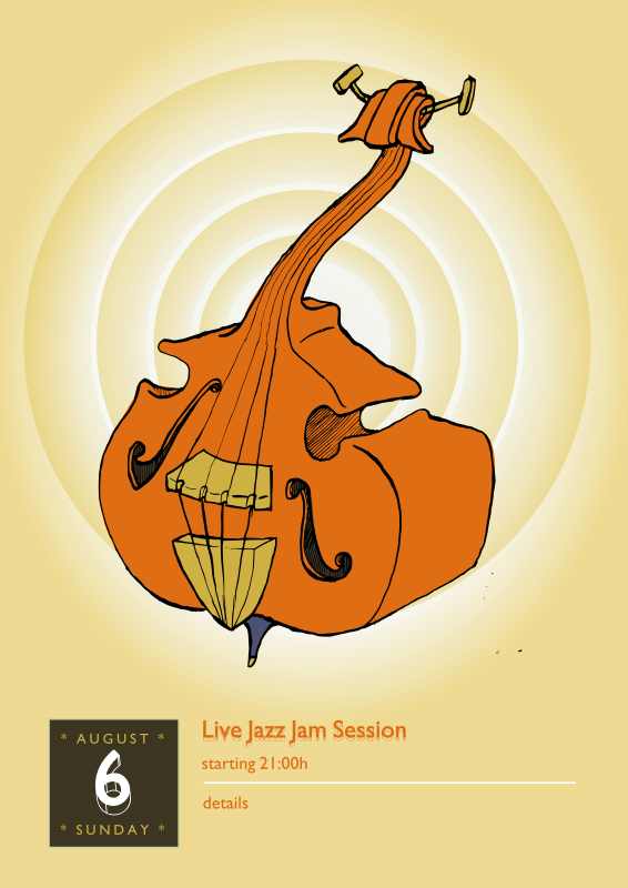 Jazz Double Bass