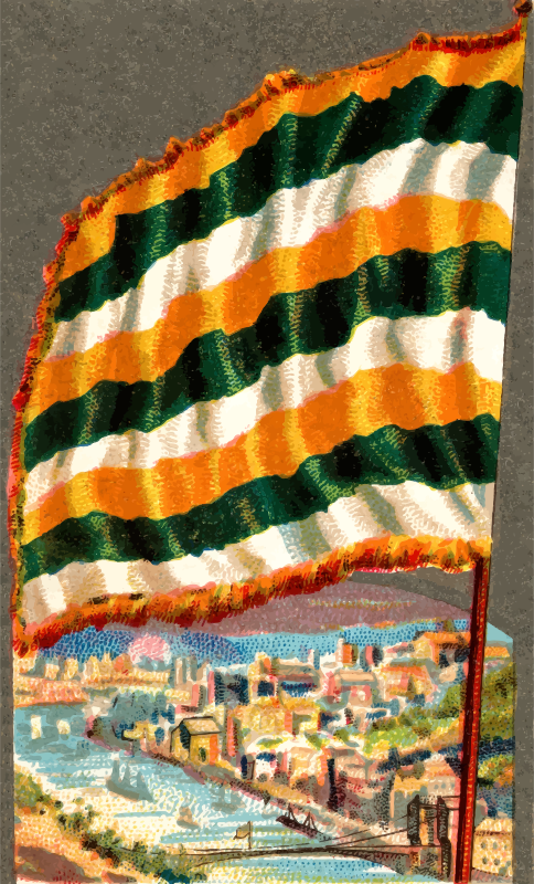 Cigarette card - Oporto