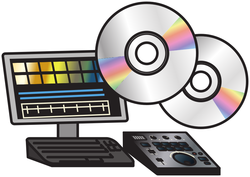 Non-linear video editing system 3