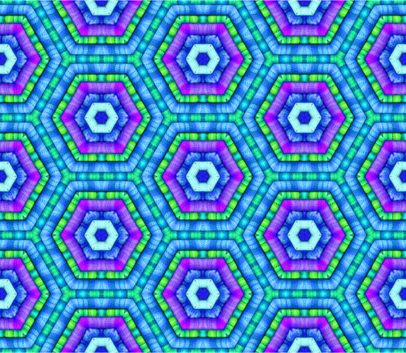 Fabric pattern 3 (colour 3)