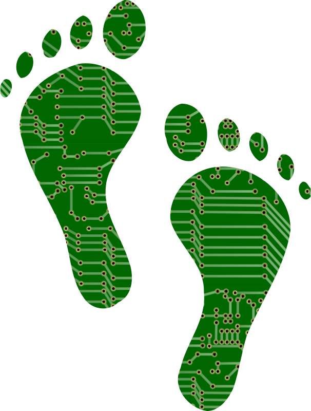 Circuit board feet