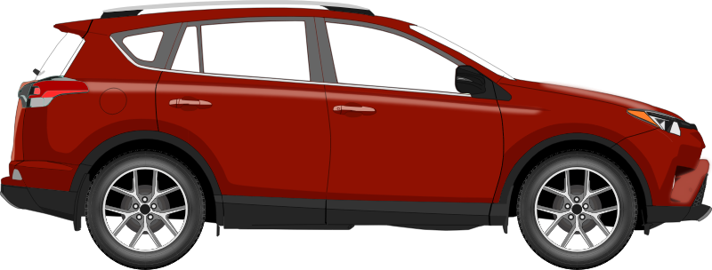 Car 14 (red)