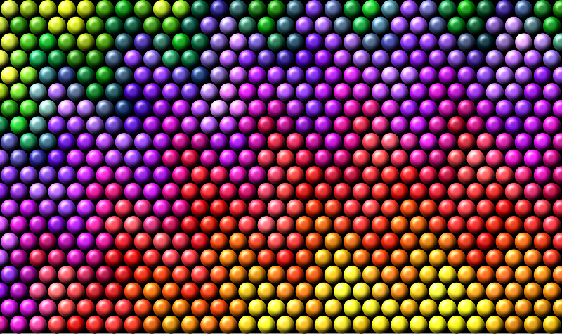 Colourful background 27 in dots 2