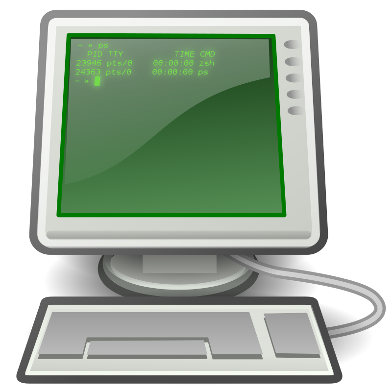 Computer Turned On