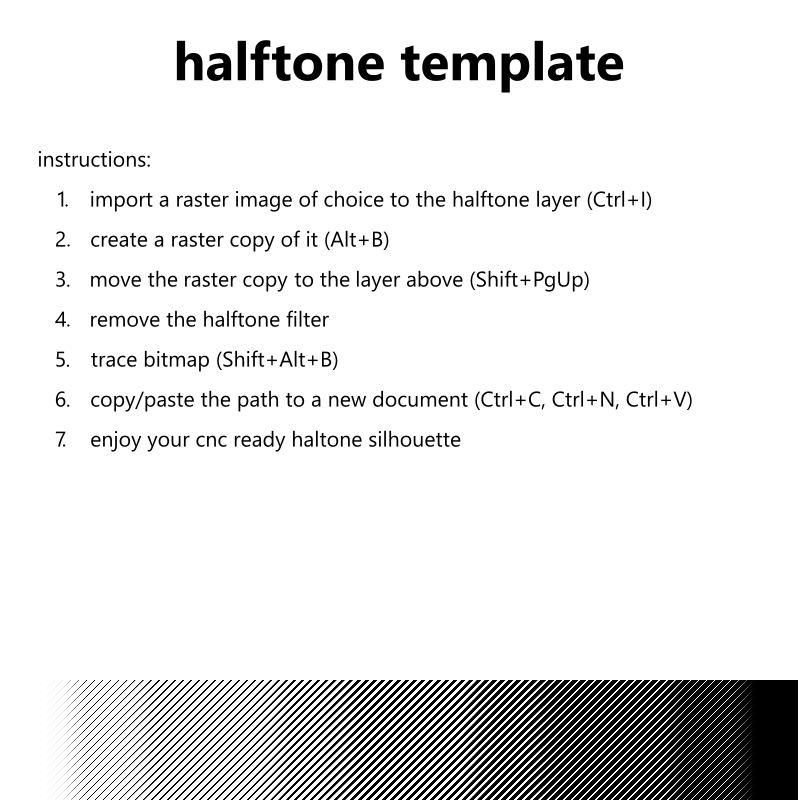 halftone template 2