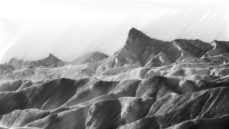 halftone mountains 2