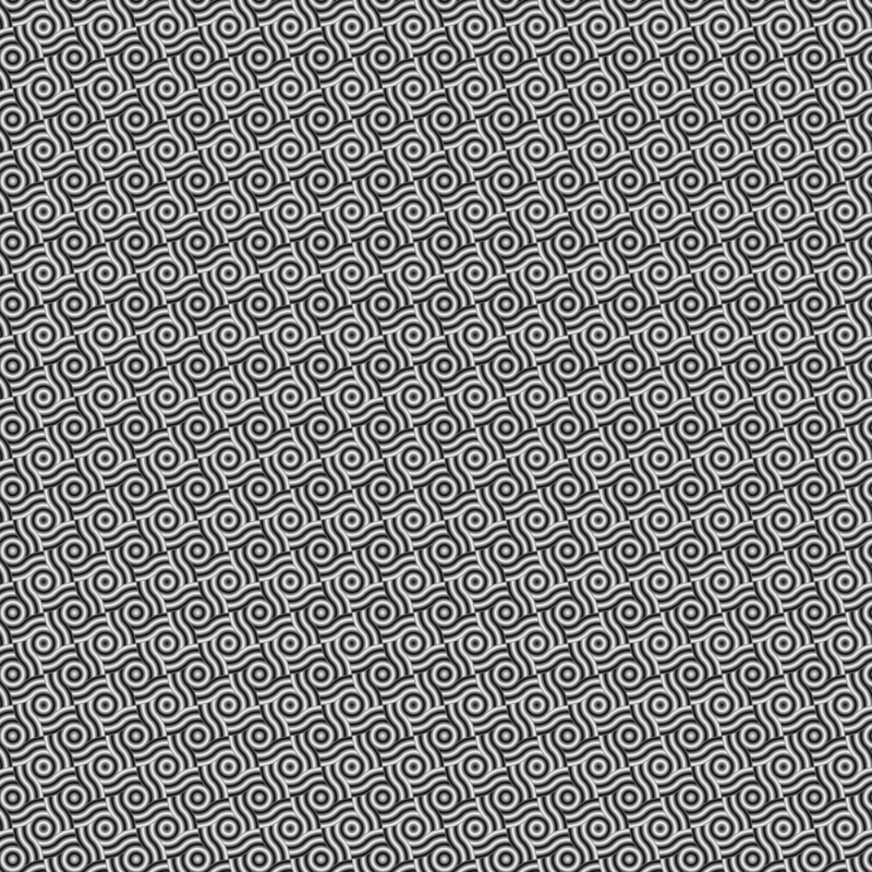 wave-dot pattern 3