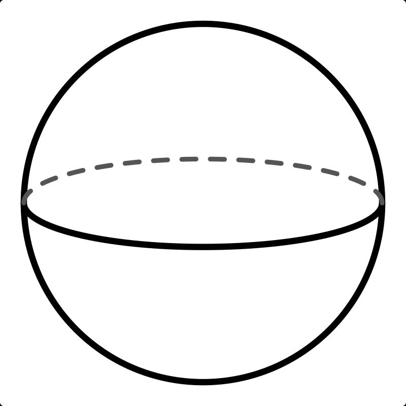 Sphère Openclipart