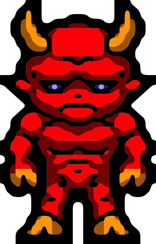 Pixel Demon