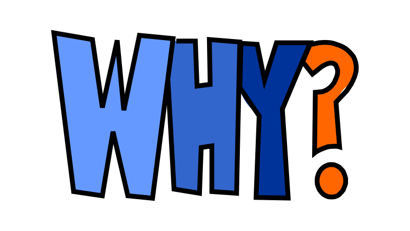 why? Animation