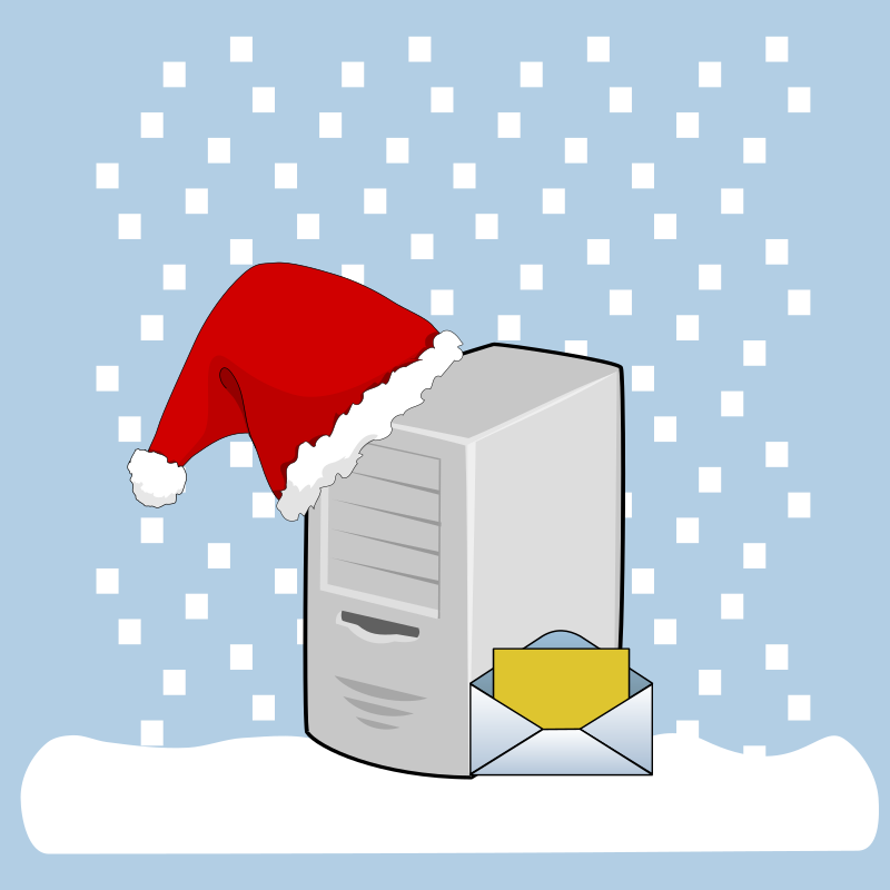 Winter email server