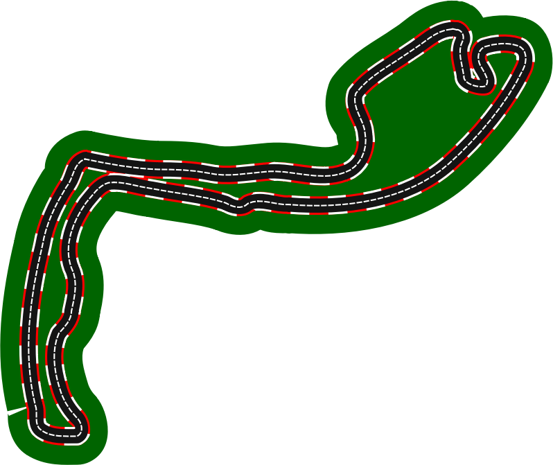 F1 circuits 2014-2018 - Circuit de Monaco (version 2)