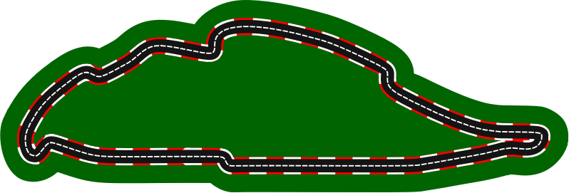 F1 circuits 2014-2018 - Circuit Gilles Villeneuve (version 2)