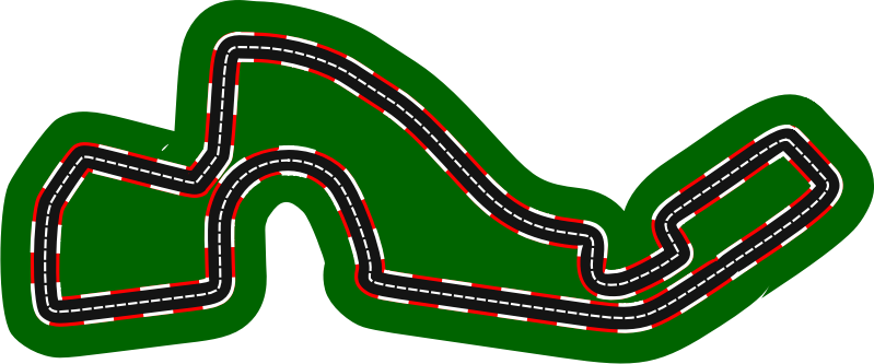 F1 circuits 2014-2018 - Sochi Autodrom (version 2)