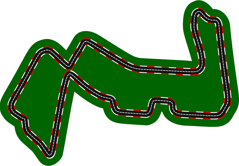 F1 circuits 2014-2018 - Marina Bay Street Circuit (version 2)
