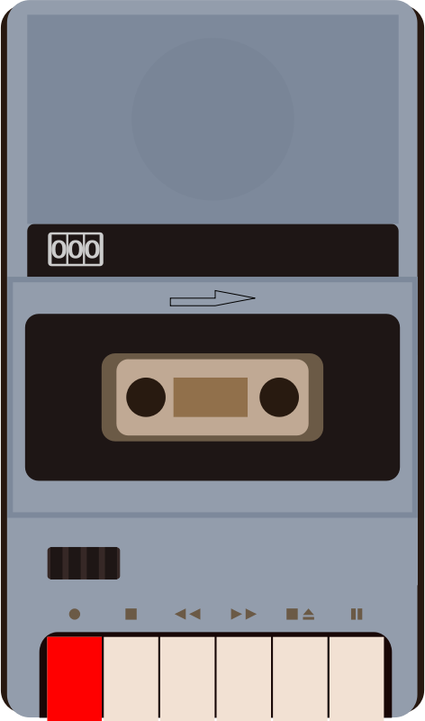 Cassette Tape Recorder icon