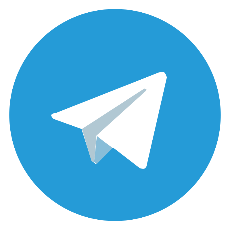 Logo the Telegram messaging app