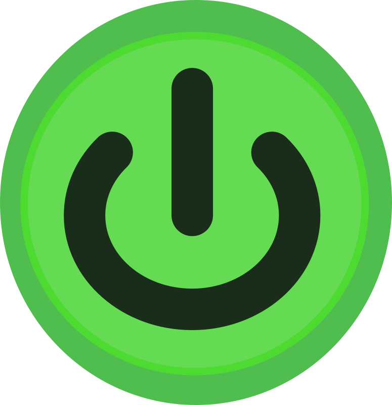 Power Toggle Button