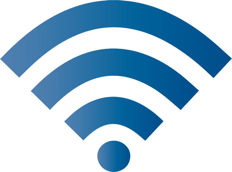 Wifi Royal Blue