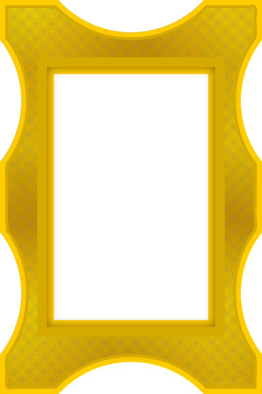 Ornate Frame 030318