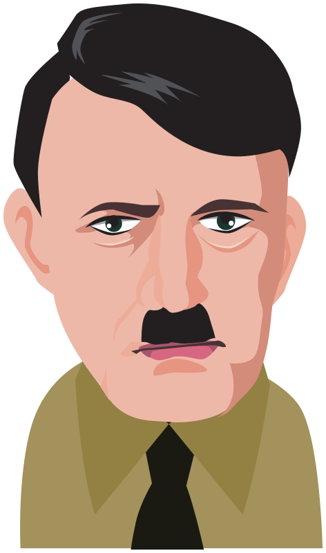 polititian - Adolf Hitler