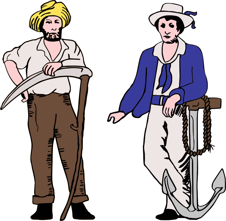 Harvest and Docks Workers