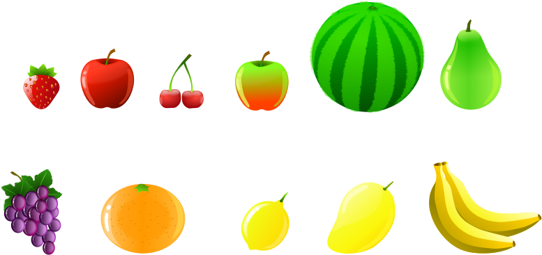 Fruit Collection (#2)