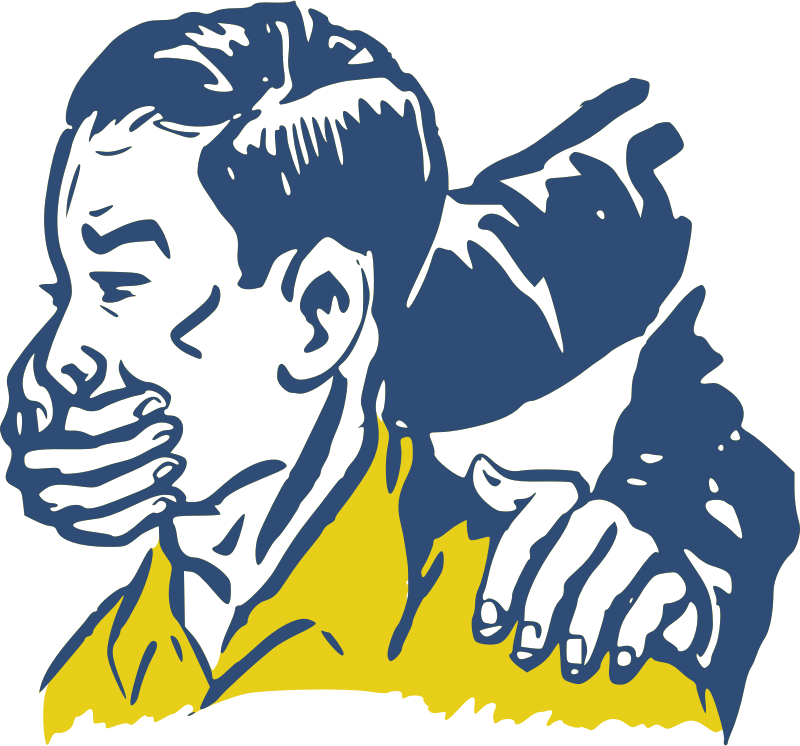 Censored: No Speaking