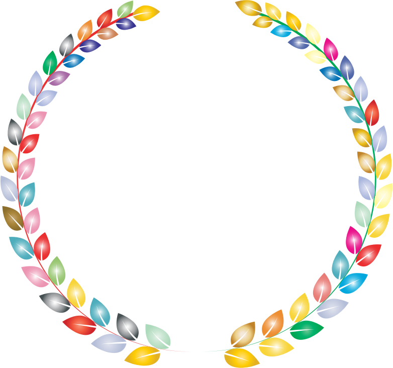 Prismatic Wreath