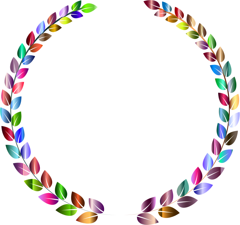 Prismatic Wreath 3